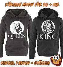 LION - KING & QUEEN - Damen Hoodie