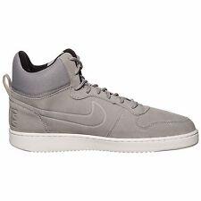 Nike - Court Borough Mid Prem - Scarpe Uomo - Cobblestone/Sail - 844884 006