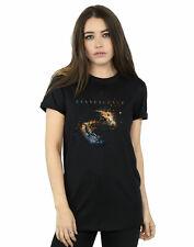Evanescence Women's Creation Logo Boyfriend Fit T-Shirt