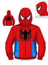 The Amazing Spider-Man Hidden Parker Costume Hoodie Sweatshirt