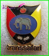 "Pin's TRANSSAFARI Animal "" L' ÉLÉPHANT ""  Elefant Afrique Safari Savane"