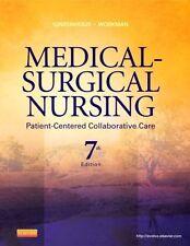 Medical-Surgical Nursing by Ignatavicius  Linda Workman, 7TH EDITION