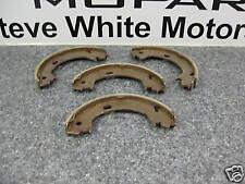 93-06 Chrysler Dodge Plymouth New Parking Brake Shoes Rear Mopar Factory Oem