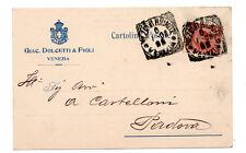 GIAC DOLCETTI & FIGLI VENEZIA 1908