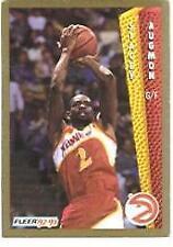 1992-93 Fleer Basketball Card Pick 1-249
