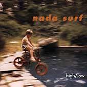Nada Surf high / low CD Slightly Used