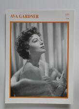 (S03) STARPORTRAITKARTE - Ava Gardner