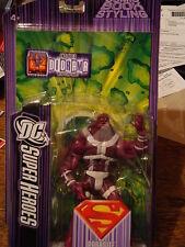 DC SUPERHEROES SUPERMAN PARASITE ACTION FIGURE NM!