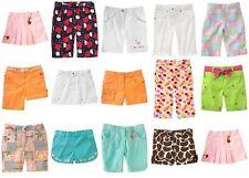 NWT Gymboree Girls Baby Girl Shorts Bermuda Capri Clamdigger 3 3T 4 4T 5 6 10 12