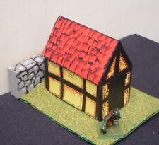 Casa Campesina Para Medieval y fantasía wargaming BNIP