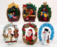 Überraschungsei Figuren Weihnachts Baum Schmuck 1998 Auswahl UeEi