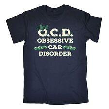 I Have OCD Obsessive Car Disorder T-SHIRT Mechanic Motor Funny birthday gift