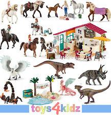 Schleich® Neuheiten Horse Club, Eldrador, Dinosaurs zum Auswählen ** NEU / OVP