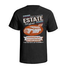 Mini Cooper Clubman Estate Retro Style Mens Car T-Shirt