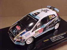 1/43 Ixo Diecast Fiat Grande Punto, '09 Wales GB Rally
