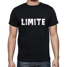 limite, t-shirt pour les hommes, chemise, cadeau, tshirt avec des lettres