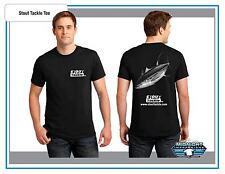 Fishing T-Shirts- Black