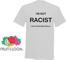 No soy racista. - Novedad de Superdry en una gama de colores-texto en negro