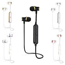 TTLife S6 In Ear Bluetooth Headset Kopfhörer Wireless Bass Schwarz Gold Silber