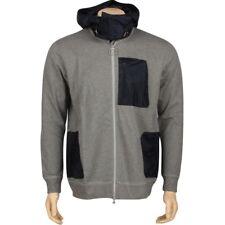 $190 Adidas ObyO Tech Sweat Top 84-Lab Kazuki yeezy grey Z32891 sz S or M