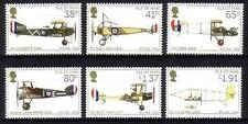 Insel Man, Flugzeuge des Brittischen Heeres, Mi.Nr. 1800-1805 postfrisch