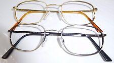 RANDOLPH Eyewear R307Y99/R308Y99 Military RX Frame 50-21-145MM Skull GOLD/PEWTER