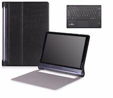 Delgado de Cuero PU Estuche Lenovo Yoga Tab3 YT3-X703F 10.1 + Teclado Bluetooth Plus
