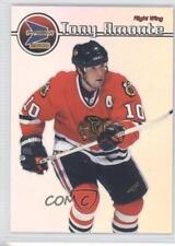 1999-00 Pacific Prism #32 Tony Amonte Chicago Blackhawks Hockey Card