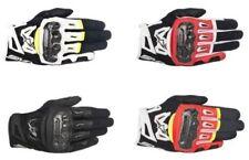 Alpinestars Motorrad SMX-2 Kurz Luft Kohlenstoff v2 Reiten Handschuh