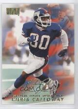 1998 Skybox Premium #92 Chris Calloway New York Giants Football Card