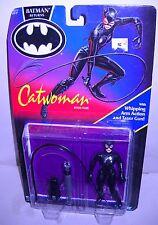 #2342 NRFC Kenner Batman Returns Catwoman Action Figure