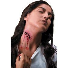 FAKE VAMPIRE HOLY BITE DRACULA WOLFMAN SPECIAL EFFECT CUT SCAR LATEX MAKEUP