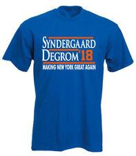 Noah Syndergaard Jacob deGrom New York Mets 18 T-Shirt