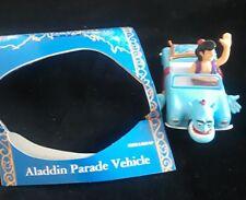 Walt Disney Theme Park Collection Die Cast Aladdin Parade Vehicle Genie