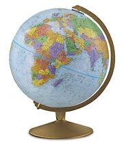 "Replogle Explorer World Globe 12"" Blue"