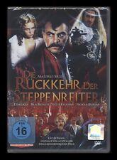 DVD DIE RÜCKKEHR DER STEPPENREITER - RUSSISCHE GESCHICHTE *** NEU ***