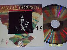 Millie Jackson RARE CD SINGLE 1989 My Man My Sweet si