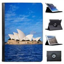 Sydney Opera House On Waterfront In Australia Folio Leather Case For iPad Mini