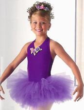 DEBUT Ballet Tutu Dance Dress Costume Purple Child & Adult