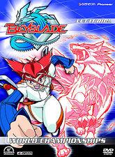 Beyblade, Vol. 10: World Championships, Very Good DVD, George Buza, Lyon Smith,