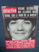 Détective 1969 1200 CHATEAUROUX JUIGNé SUR LOIRE MURS éRIGNé AMIENS BORDEAUX