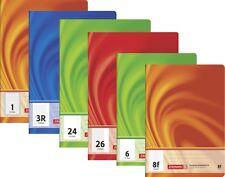 "Schulheft Premium ""YoungVivendi"" alle Lineaturen DIN A4 und DIN A5, 90g 16 Blatt"