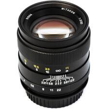 Zhongyi Mitakon Creator 85mm f/2 Lens for Canon EF Nikon F Pentax K Sony E