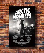 Costom Poster Arctic Monkeys Am UK Tour Alex Turner 12x18 27x40 Art Silk