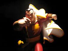 DC: Return of Black Adam: SHAZAM DVD Maquette statue - RARE (superman/sideshow)