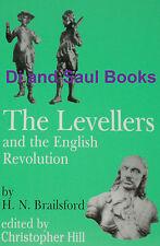 LEVELLERS HISTORY English Civil War Socialism NEW BOOK Communism New Model Army