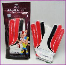 Il gioco.. Set di Portiere Guanti UEFA EURO2012.. CALCIO PALLA SPORT GIOCO