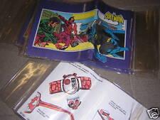 BATMAN COPERTINE QUADERNI COMICS 1979 COVERED NOTEBOOKS