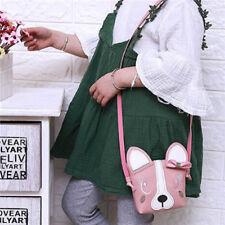 Children Girls Mini Crossbody Shoulder Bag Messenger Organizer Handbag MA