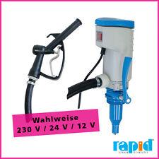 Elektrische Dieselpumpe, Fasspumpe, Dieselförderpumpe